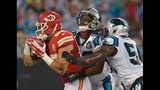 IMAGES: Panthers beat Chiefs in Cam's return to field - (18/21)