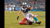 IMAGES: Panthers beat Chiefs in Cam's return to field - (1/21)