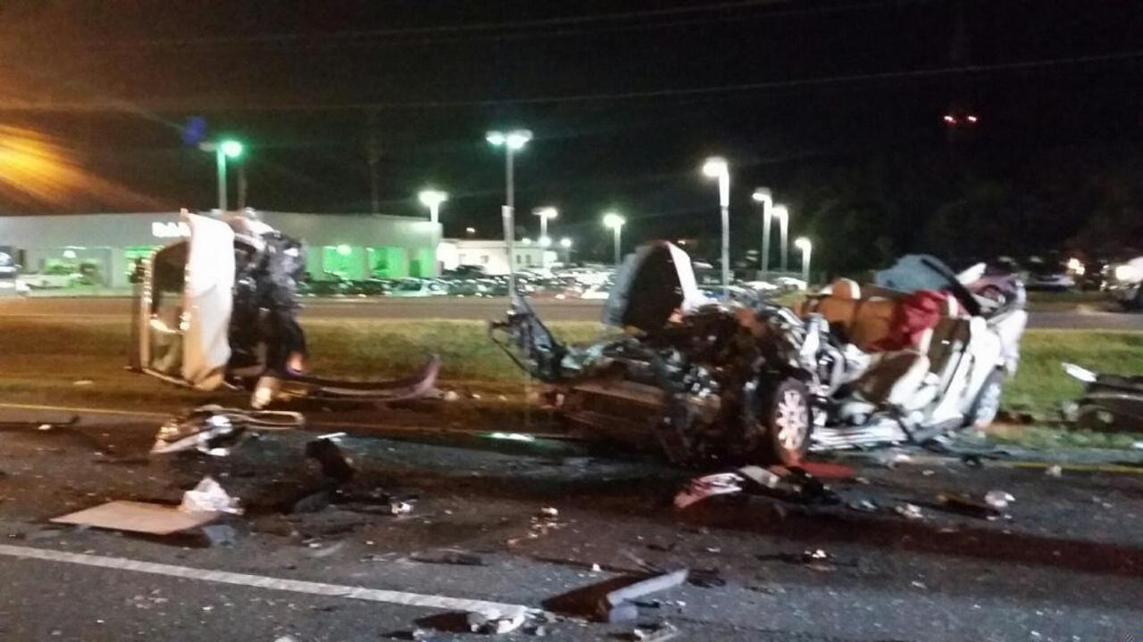 Officials: 70-year-old woman killed in U S  74 wreck in Monroe   WSOC-TV