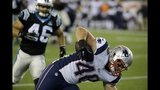 IMAGES: Panthers VS Patriots - (12/20)