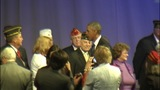 IMAGES: President Obama visits Charlotte Tuesday - (22/25)
