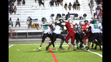 IMAGES: Myers Park beat Olympic 21-7 in week 1 - (18/20)