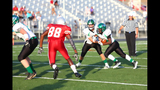 IMAGES: Myers Park beat Olympic 21-7 in week 1 - (1/20)