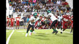 IMAGES: Myers Park beat Olympic 21-7 in week 1 - (2/20)