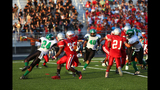 IMAGES: Myers Park beat Olympic 21-7 in week 1 - (3/20)