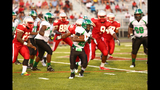 IMAGES: Myers Park beat Olympic 21-7 in week 1 - (20/20)
