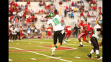 IMAGES: Myers Park beat Olympic 21-7 in week 1 - (16/20)