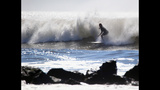 IMAGES: Cristobal brings big waves to the east coast - (11/23)
