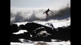 IMAGES: Cristobal brings big waves to the east coast - (13/23)