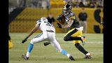 IMAGES: Panthers vs. Steelers - (9/25)