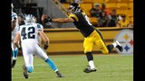 IMAGES: Panthers vs. Steelers - (21/25)