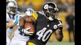 IMAGES: Panthers vs. Steelers - (22/25)
