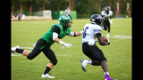 IMAGES: Ardrey Kell beats Myers Park 23-17 in week 2 - (17/20)