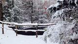 Several inches of snow has fallen in Watauga County_6351171