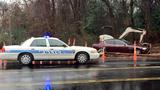 Maserati carjacked, crashed near uptown_6644876