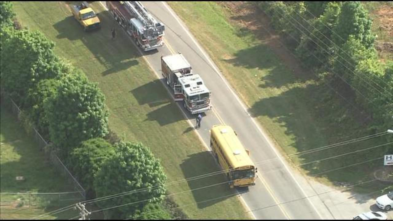 Parents want change after daughter scalded on school bus - WSOC