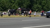Charlotte toddler killed after truck hits pregnant mom's vehicle _7327841