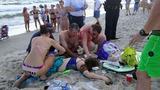 Oak Island shark attack victim_7437391