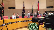 Kerr Putney was officially sworn as the new Charlotte-Mecklenburg Police Chief .