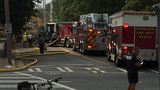 Gas leak reported on College Street_7778188