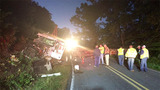 Truck carrying more than 3,000 chickens crashes in Burke Co._8274471