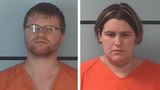 Morganton couple charged with abusing 7-week-old child  _8411902