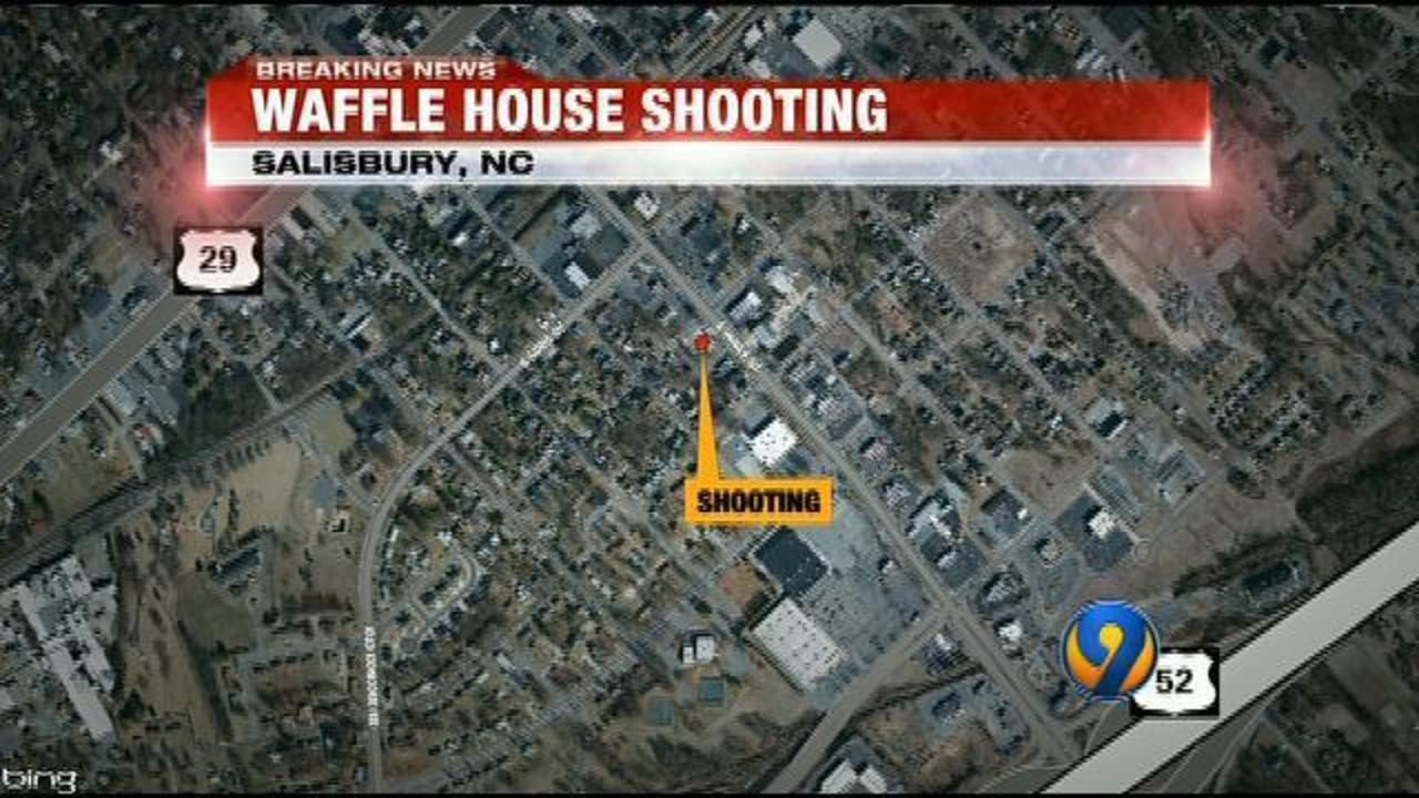 Police investigate report of shots fired in Waffle House   WSOC-TV