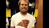 Greg Olsen features 'Purrbacca' T-shirt for good cause_8505021