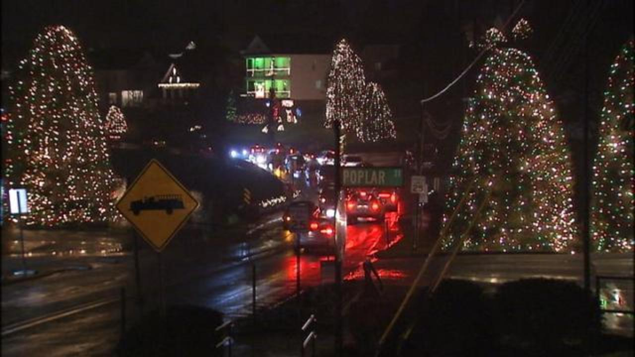 Mcadenville Christmas Lights.Mcadenville Dubbed 2nd Best In Nation For Christmas Lights