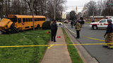 School bus, SUV collide in east Charlotte, officials say_8557724