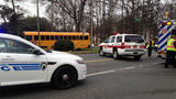 School bus, SUV collide in east Charlotte, officials say_8557732