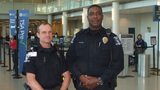 CMPD officers heralded for saving woman's life at airport_8560775