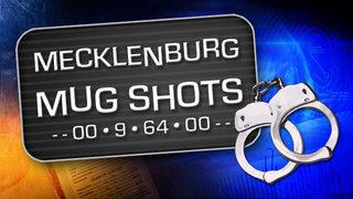 Mecklenburg Mug Shots: May 2 - 9