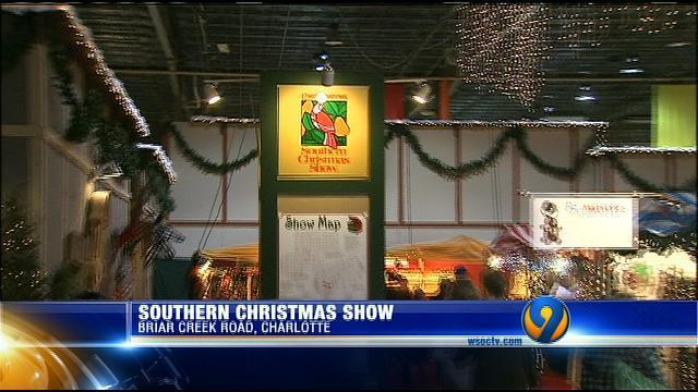 Christmas Show Charlotte.Police 30k Worth Of Art Stolen From Southern Christmas