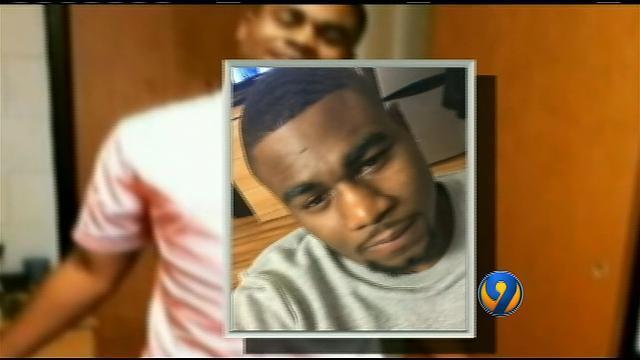 Former student charged in fatal shooting at Winston-Salem