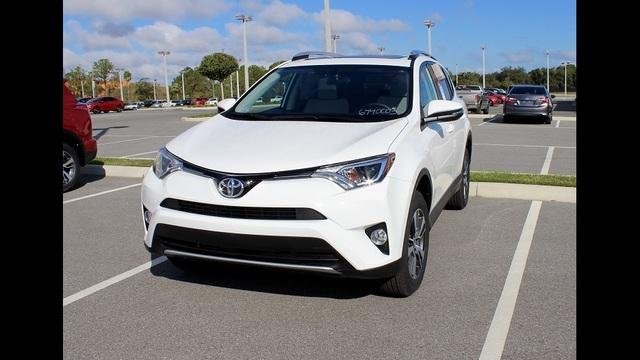 UMW Toyota issues recall for Toyota RAV4