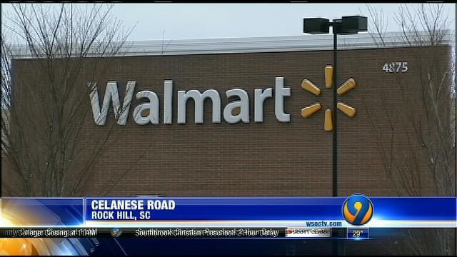 Police: Shoplifter shoots BB gun in Walmart shoplifting attempt
