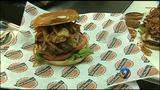Food industry shows off Panthers Pride