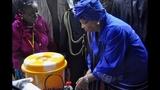 PHOTOS: Impact of deadly Ebola virus echoes globally - (12/25)