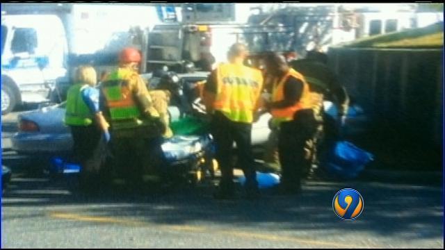 Witnesses describe tragic Gastonia wreck | WSOC-TV