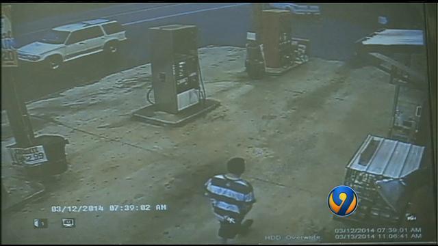 Surveillance video shows killer on day of crime spree   WSOC-TV