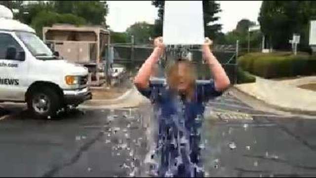 Jew Detector: Channel 9's Vicki Graf Accepts 'Ice Bucket Challenge
