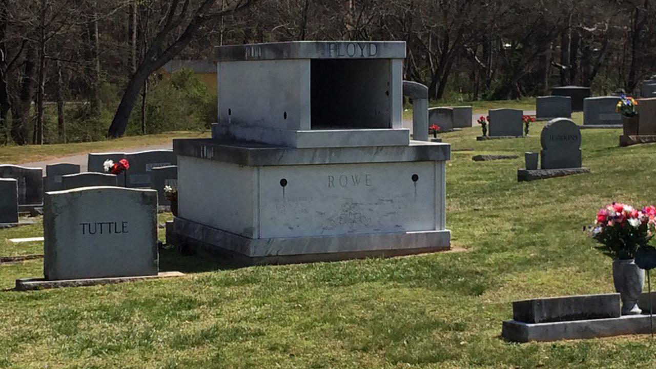Cottrell Cemetery Restoration