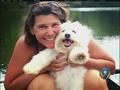 Vigil held for dog-walker struck and killed by garbage truck