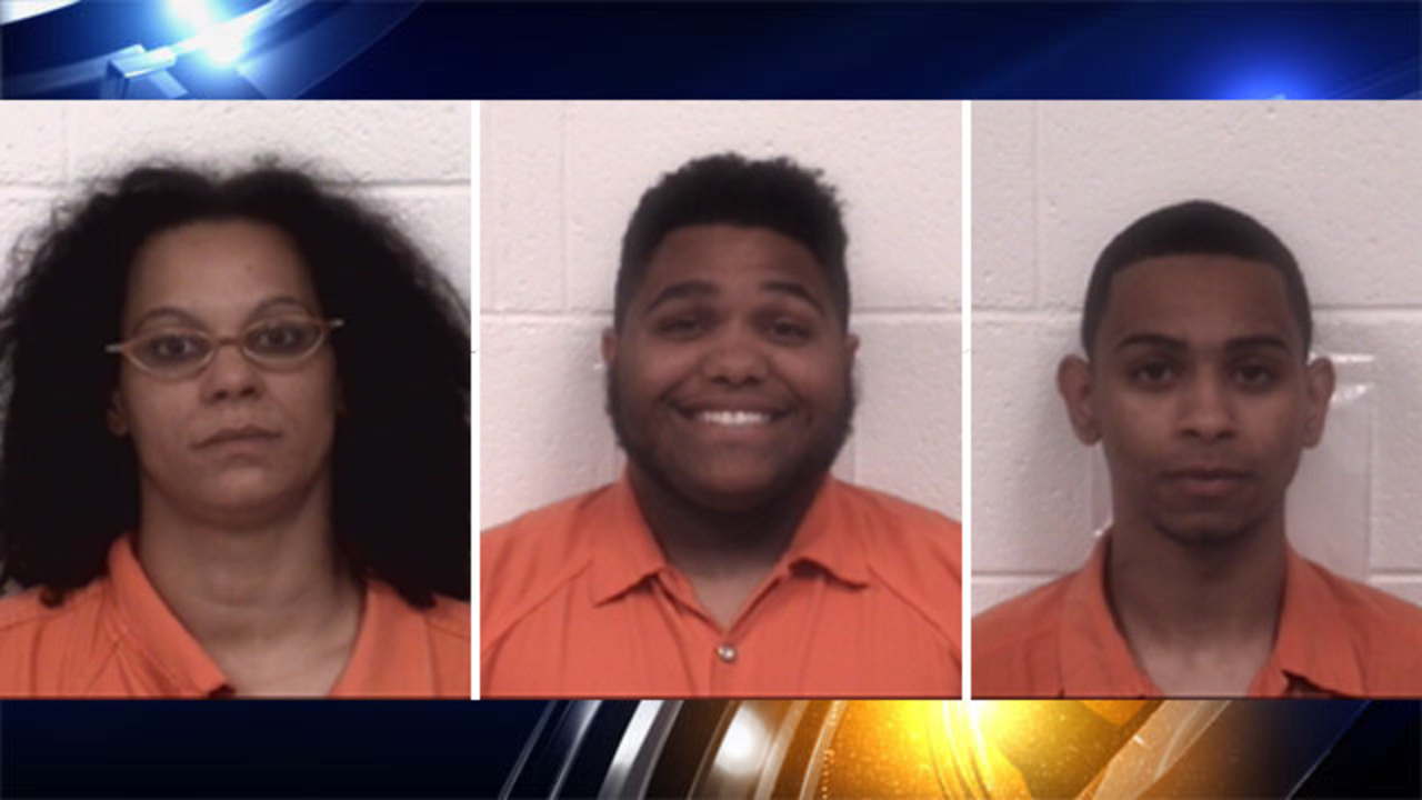 3 arrested after stolen gun, drugs found in Lenoir home