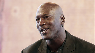 Michael Jordan donates $7 million to build medical clinics