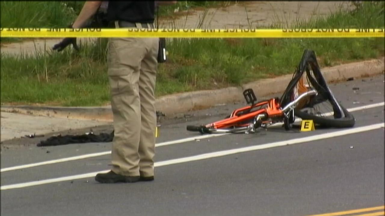 CMPD: 13-year-old hit, killed while riding bike | WSOC-TV