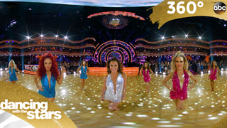 """""""Dancing with the Stars"""" launches immersive, 360-degree dance experience"""