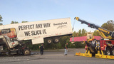 PHOTOS: Two tractor-trailers wreck near Pageland - (6/15)