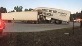PHOTOS: Two tractor-trailers wreck near Pageland - (5/15)